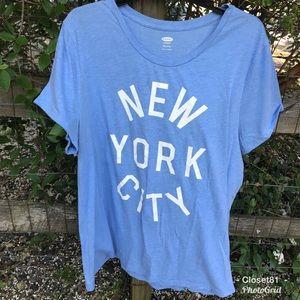 New York City!?